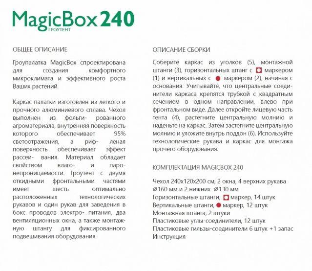 Гронтент MagicBox